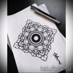 Примеры эскизов для тату узоров - картинка - tatufoto.ru - 12