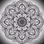 Примеры эскизов для тату узоров - картинка - tatufoto.ru - 14