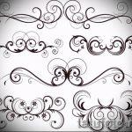 Примеры эскизов для тату узоров - картинка - tatufoto.ru - 18