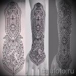 Примеры эскизов для тату узоров - картинка - tatufoto.ru - 20