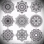 Примеры эскизов для тату узоров - картинка - tatufoto.ru - 28