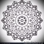 Примеры эскизов для тату узоров - картинка - tatufoto.ru - 29