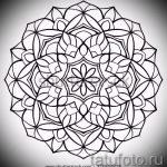 Примеры эскизов для тату узоров - картинка - tatufoto.ru - 30
