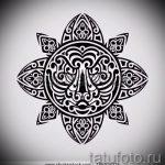 Примеры эскизов для тату узоров - картинка - tatufoto.ru - 32