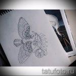 Примеры эскизов для тату узоров - картинка - tatufoto.ru - 38