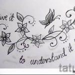 Примеры эскизов для тату узоров - картинка - tatufoto.ru - 43