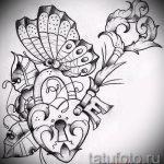 Примеры эскизов для тату узоров - картинка - tatufoto.ru - 48