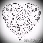 Примеры эскизов для тату узоров - картинка - tatufoto.ru - 51