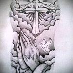 Примеры эскизов для тату узоров - картинка - tatufoto.ru - 52