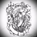 Примеры эскизов для тату узоров - картинка - tatufoto.ru - 53