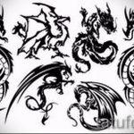 Примеры эскизов для тату узоров - картинка - tatufoto.ru - 56