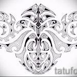 Примеры эскизов для тату узоров - картинка - tatufoto.ru - 58