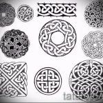 Примеры эскизов для тату узоров - картинка - tatufoto.ru - 62