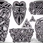 Примеры эскизов для тату узоров - картинка - tatufoto.ru - 63