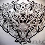 Примеры эскизов для тату узоров - картинка - tatufoto.ru - 73