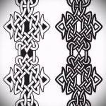 Примеры эскизов для тату узоров - картинка - tatufoto.ru - 75