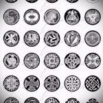 Примеры эскизов для тату узоров - картинка - tatufoto.ru - 76