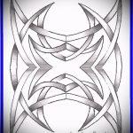 Примеры эскизов для тату узоров - картинка - tatufoto.ru - 82