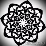 Примеры эскизов для тату узоров - картинка - tatufoto.ru - 84