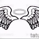 Пример эскиза для тату на пояснице - вариант - tatufoto.ru - 6
