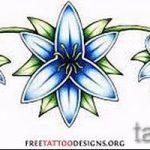 Пример эскиза для тату на пояснице - вариант - tatufoto.ru - 37