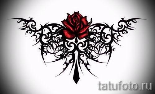 Татуировки эскизы на пояснице фото