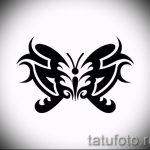 Пример эскиза для тату на пояснице - вариант - tatufoto.ru - 70