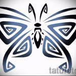 Пример эскиза для тату на пояснице - вариант - tatufoto.ru - 80