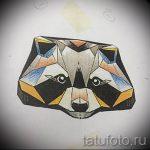 Пример эскиза тату энот для нанесения татуировки - tatufoto.ru - 18