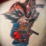 Пример эскиза тату энот для нанесения татуировки - tatufoto.ru - 33