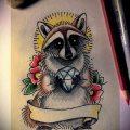 Пример эскиза тату энот для нанесения татуировки - tatufoto.ru - 38