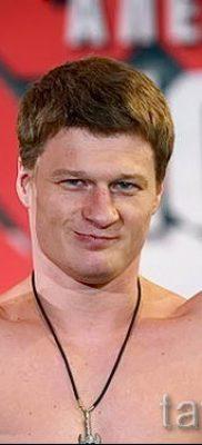 Тату Квадрат Сварога – фото для статьи про значение татуировки – tatufoto.ru – 2