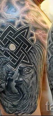 Тату Квадрат Сварога – фото для статьи про значение татуировки – tatufoto.ru – 4