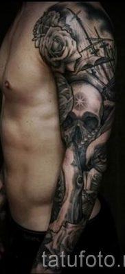 Тату Посейдон – фото для статьи про значение татуировки Посейдон – tatufoto.ru – 3