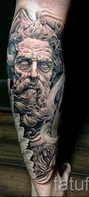 Тату Посейдон – фото для статьи про значение татуировки Посейдон – tatufoto.ru – 6