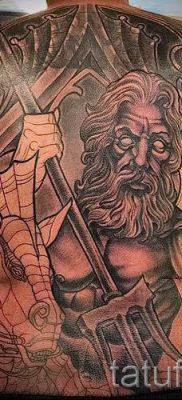 Тату Посейдон – фото для статьи про значение татуировки Посейдон – tatufoto.ru – 11