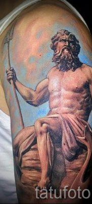 Тату Посейдон – фото для статьи про значение татуировки Посейдон – tatufoto.ru – 14
