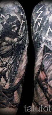 Тату Посейдон – фото для статьи про значение татуировки Посейдон – tatufoto.ru – 15