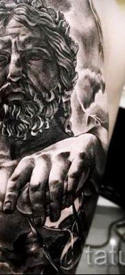 Тату Посейдон – фото для статьи про значение татуировки Посейдон – tatufoto.ru – 18