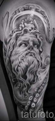 Тату Посейдон – фото для статьи про значение татуировки Посейдон – tatufoto.ru – 21