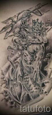 Тату Посейдон – фото для статьи про значение татуировки Посейдон – tatufoto.ru – 22