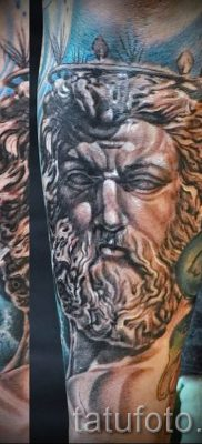 Тату Посейдон – фото для статьи про значение татуировки Посейдон – tatufoto.ru – 23