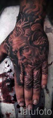 Тату Посейдон – фото для статьи про значение татуировки Посейдон – tatufoto.ru – 26