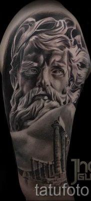 Тату Посейдон – фото для статьи про значение татуировки Посейдон – tatufoto.ru – 30
