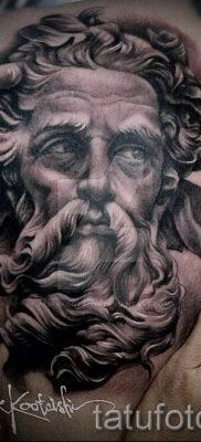 Тату Посейдон – фото для статьи про значение татуировки Посейдон – tatufoto.ru – 35