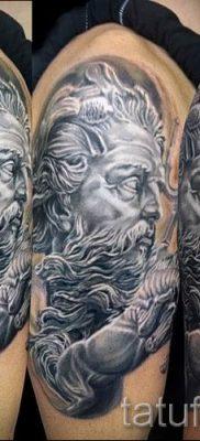 Тату Посейдон – фото для статьи про значение татуировки Посейдон – tatufoto.ru – 42