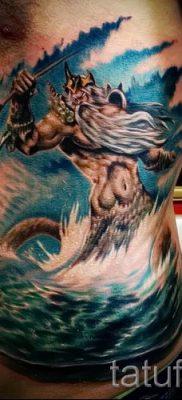 Тату Посейдон – фото для статьи про значение татуировки Посейдон – tatufoto.ru – 55