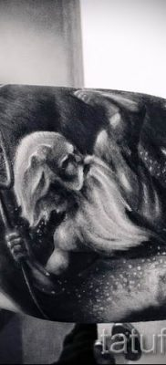 Тату Посейдон – фото для статьи про значение татуировки Посейдон – tatufoto.ru – 58