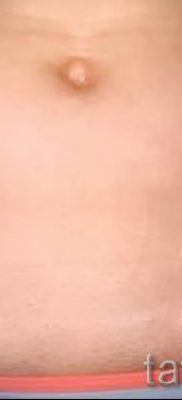 Тату морской конек – фото пример готовой тату для статьи про значение 39