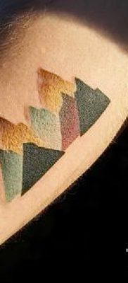 Фото тату горы – для статьи про значение татуировки с рисунком гор – tatufoto.ru – 17